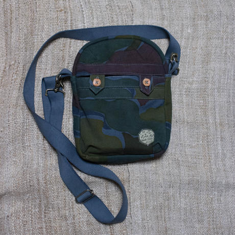 Mini Shoulder Bag (Concrete Gray)
