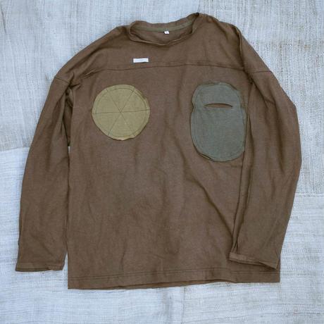 Patch Pocket T-shirt (Wine)