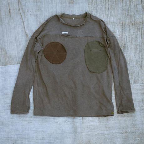 Patch Pocket T-shirt (Gray)