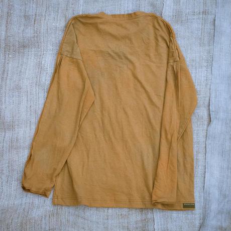 Patch Pocket T-shirt (Orange)