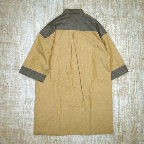 Uniform Shirt (S size  Yellow)