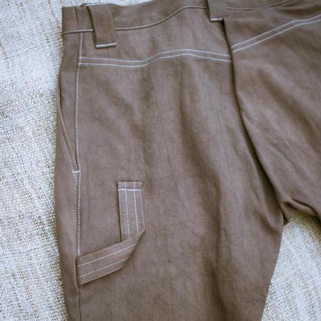 Tac Pants ( maroon) / Meek Weed