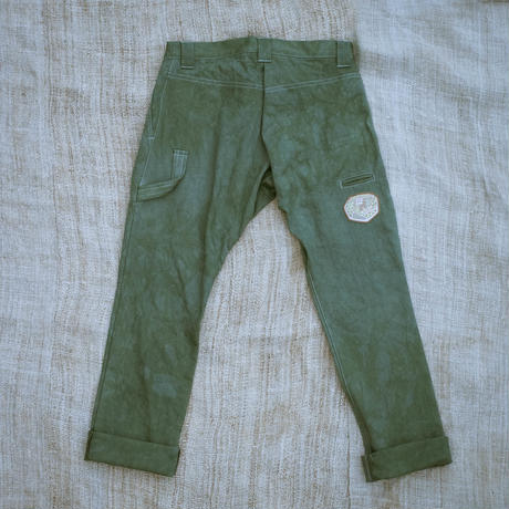 Tac Pants (Green) / Meek Weed