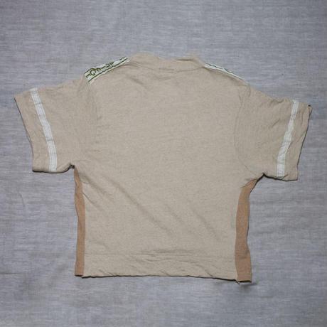 W Spliced T-shirt