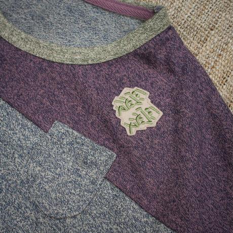 愛愛 Tee (Purple)