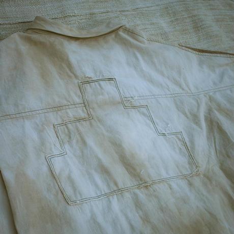 牧歌的Shirt (ヤマモモ  うす茶)