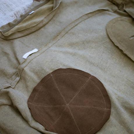 Patch Pocket T-shirt (Chai)