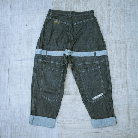 Overlapped Pants  L size