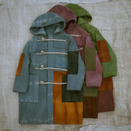 Duffle Coat (Saxe Blue)