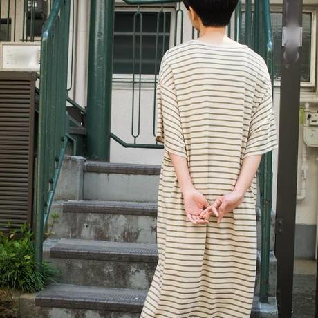 Wide Sleeve Dress (Natural)