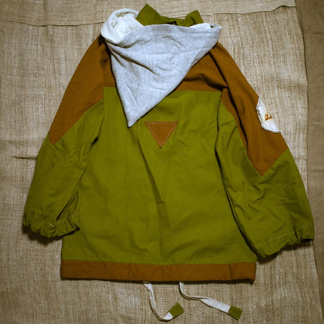 Asian Mountain Parka (Brown)