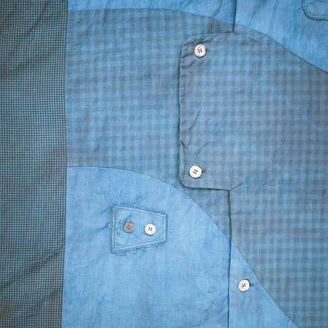 牧歌的Shirt (藍 / 茜) 2