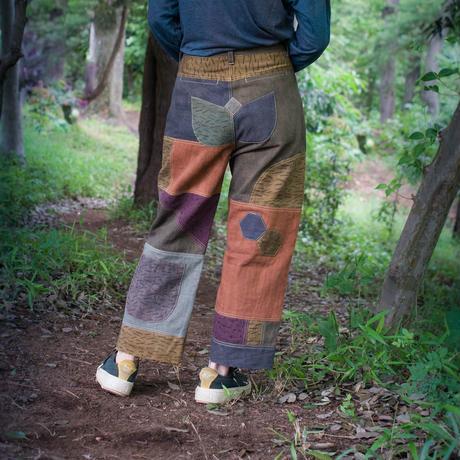 Bush Pants 肌色系 Lsize