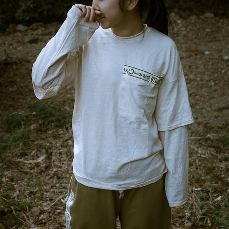 Layered Longsleeve T-shirt