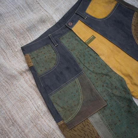 Bush Pants 緑系 Lsize