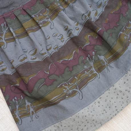 Tac Skirt (Gray)