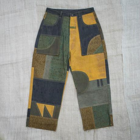Bush Pants 緑系 Msize