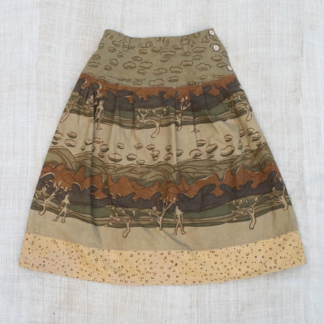 Tac Skirt (Yellow)
