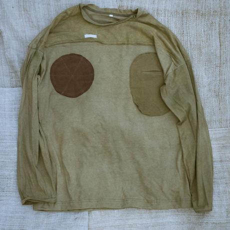 Patch Pocket T-shirt (Beige)