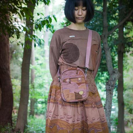 Mini Shoulder Bag (Smoke Pink)