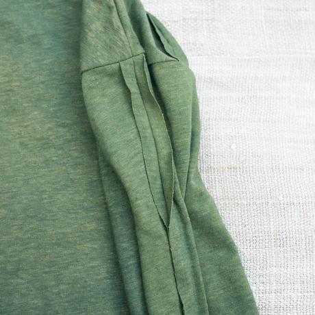 Patch Pocket T-shirt (Green)