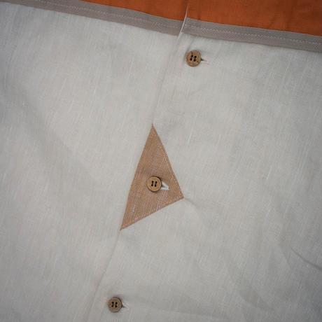 Bowling Shirt S size (Orange)