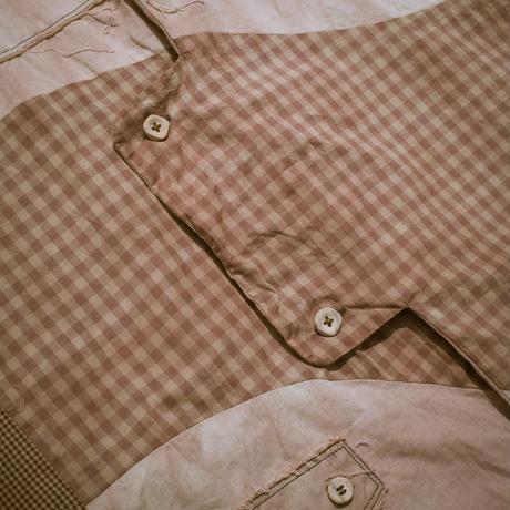 牧歌的Shirt (茜 / ヤマモモ)