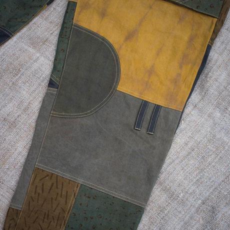 Bush Pants 緑系 Ssize