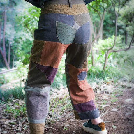 Bush Pants 肌色系 Ssize