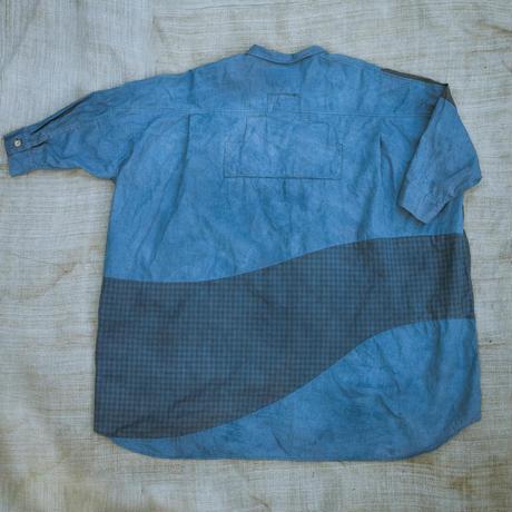 牧歌的Shirt (藍 / 茜)