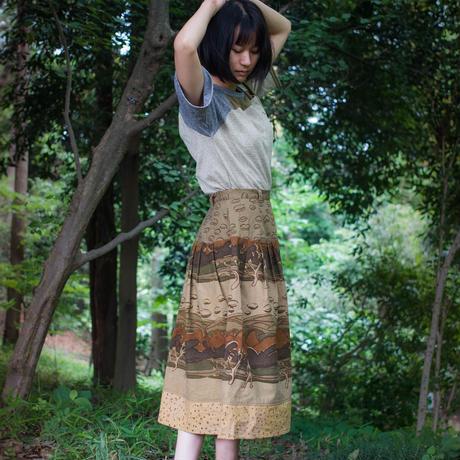 Tac Skirt (Yellow)
