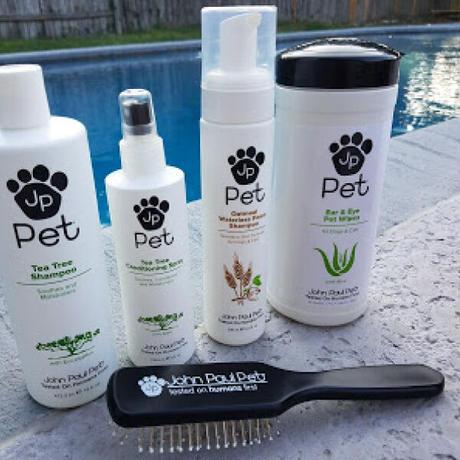 ブラシ ジョンポールペットのシャンプースプレー専用 ピンブラシ 使いやすい 犬用 猫用 ジョンポールペット John Paul Pet