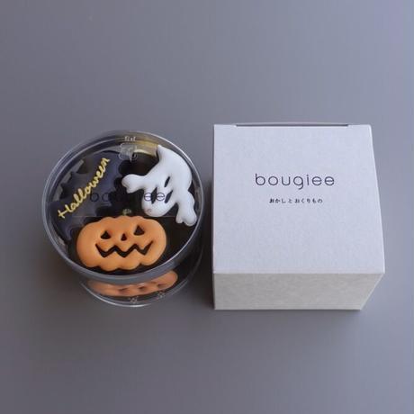 Halloween cookies case