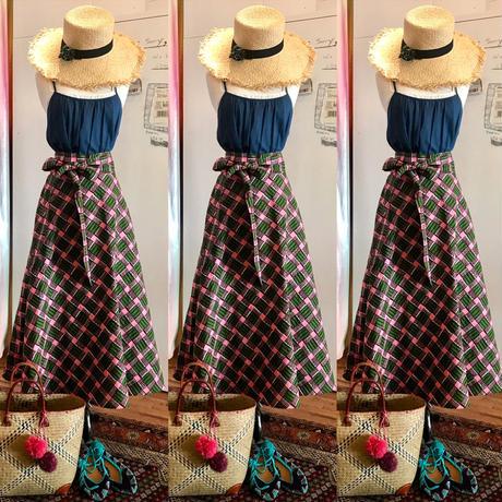 Bouncy Skirt  バウンシースカート ラップスカート P&G