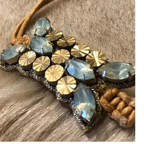 Deepa Gurnani  kadi bracelet Gold