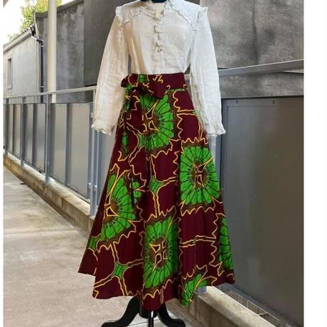 Bouncy Skirt  バウンシースカート ラップスカート  BG