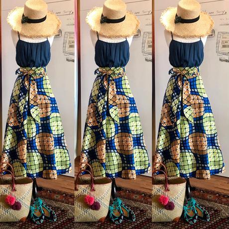Bouncy Skirt  バウンシースカート ラップスカート  B,O,Y
