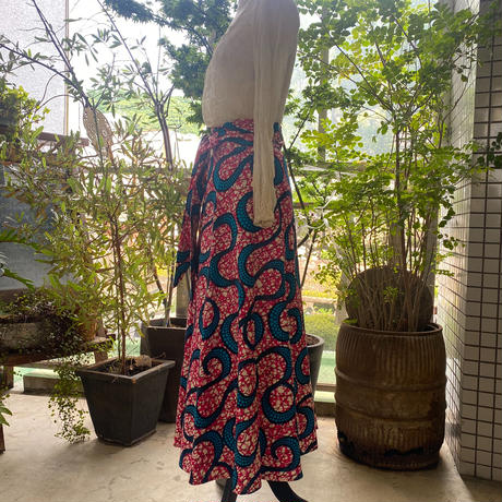 Bouncy Skirt  バウンシースカート ラップスカート  Bwavy/P