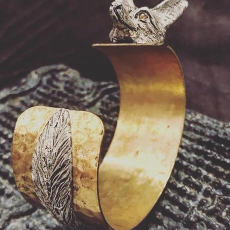 Bracelet, Hunt Fox Cuff
