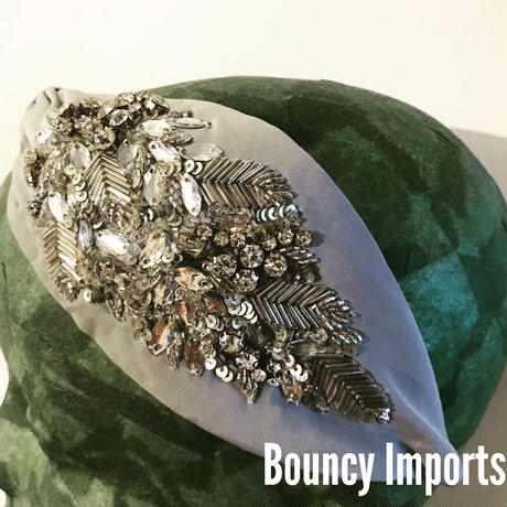 Namrata Joshipura Head Band ヘアアクセサリー  silver siren