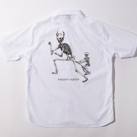 BxH Skull Print S/S Shirts