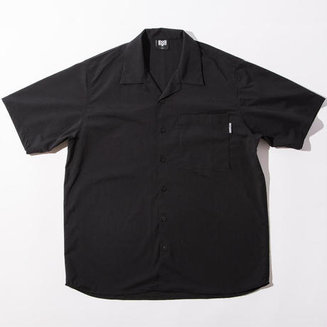 BxH Stretch S/S Open-collared Shits