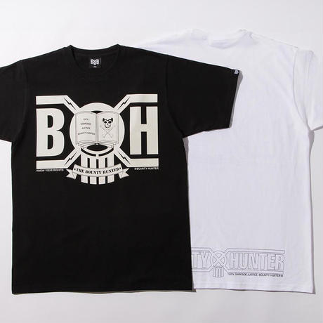 BxH Know Your Rights Logo Tee