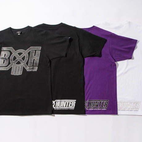 BxH Tilt Logo Tee