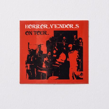 BxH Horror Venders Sticker