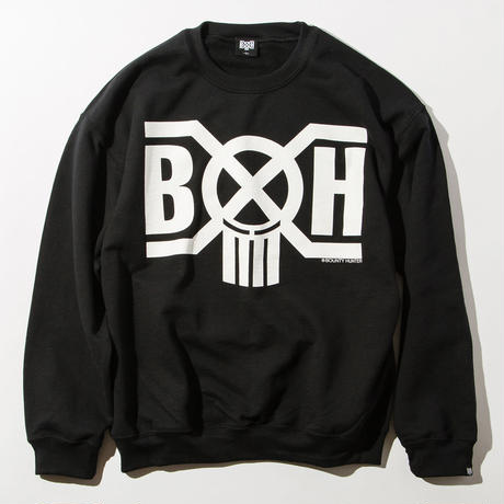 BxH Logo Crew Neck Sweat Shirts