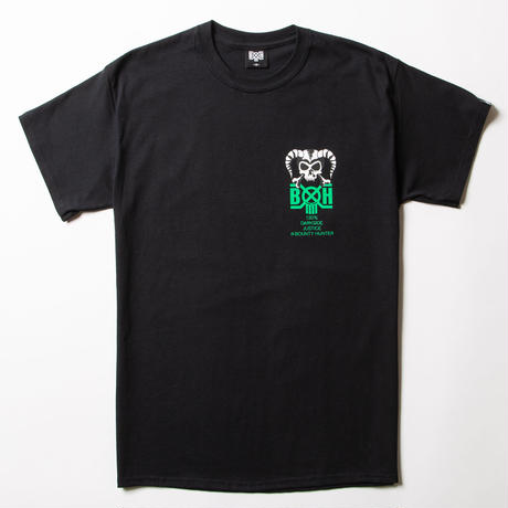 BxH HORNS Tee BLACK