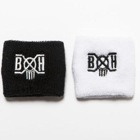 BxH Logo Towel Fabric Wrist Band
