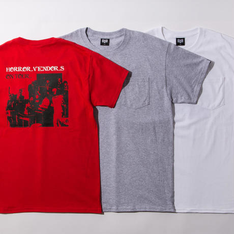 BxH Horror Venders Pocket Tee