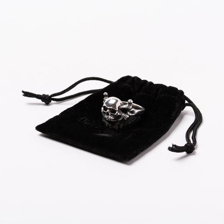 BxH / DOG STATE UK SKULL RING